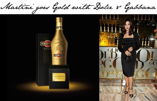 martini gold dolce